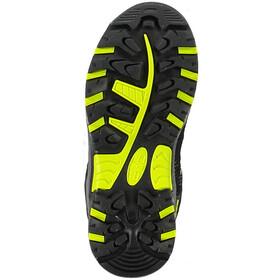 CMP Campagnolo Rigel Mid WP - Calzado Niños - amarillo/negro